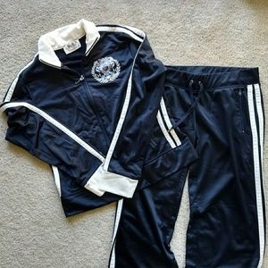 Juicy Couture Tracksuit (Top = M, Bottom = S)